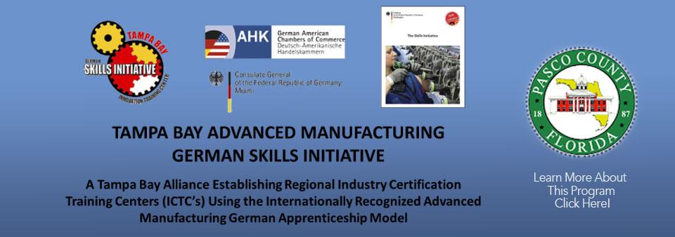 Tampa Bay Advanced Manufacturing German Skills Initiative